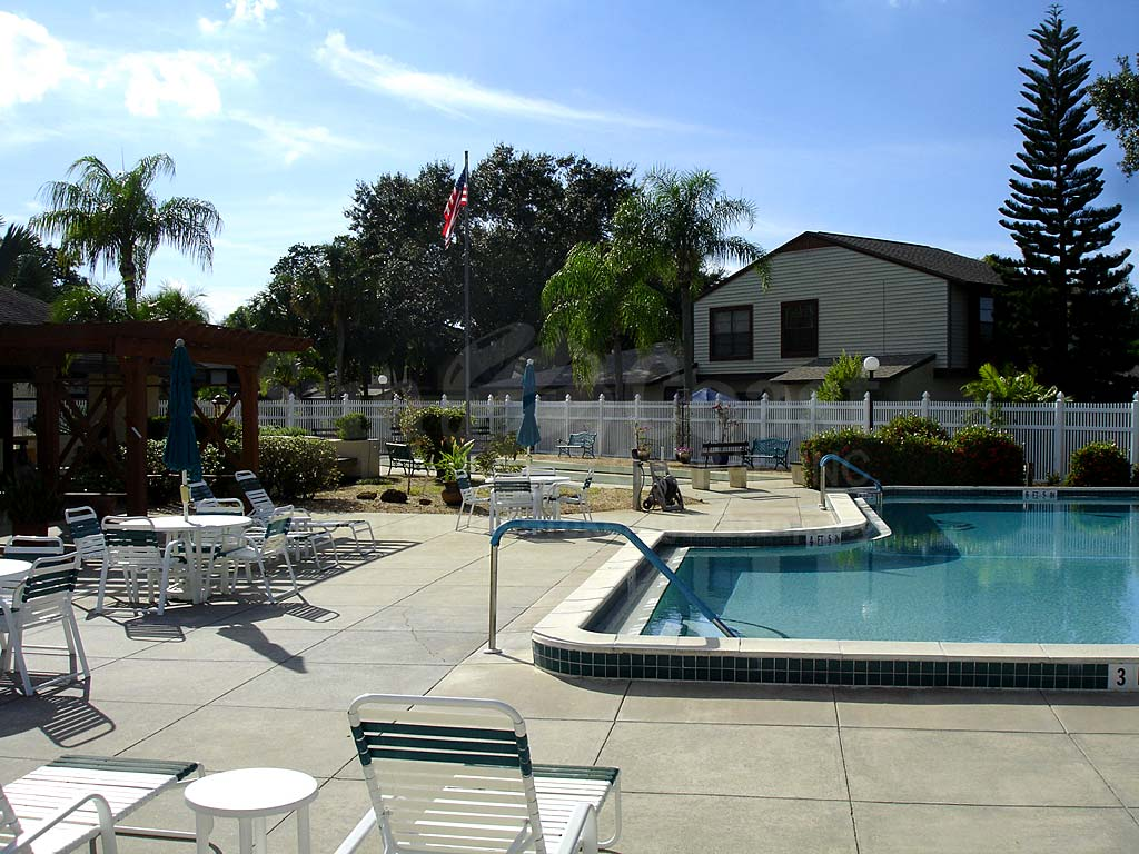 Courtyards North Community Pool